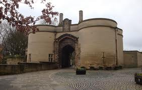 Nearby Nottingham Castle Gate House